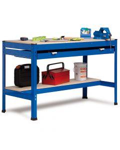 Stół warsztatowy z szufladą